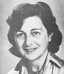 Elizabeth Bartlett, circa 1973. Photograph courtesy of Steven James Bartlett, literary executor for Elizabeth Bartlett.