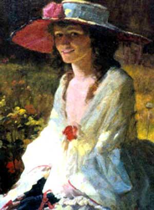 Portrait of Emma-Lindsay Squier