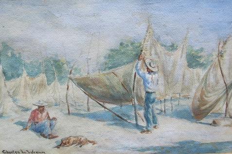 Charles L. Wrenn: Lake Chapala