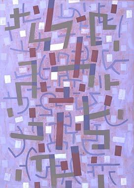 Charles Pollock: Chapala Series 1 (1956)