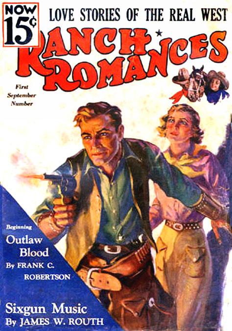 Cover by Charles L. Wrenn