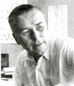 Thomas Carmichael. Credit: Life magazine, 1953