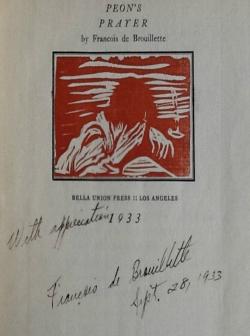 brouillette-francois-de-peon-s-prayer-title-page-1933s