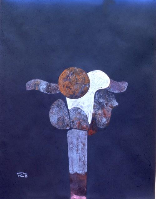 Peter Huf. Totem. 1969.