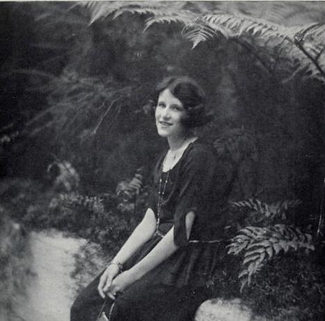 Emma-Lindsay Squier, ca 1923 (California Life, 1923)