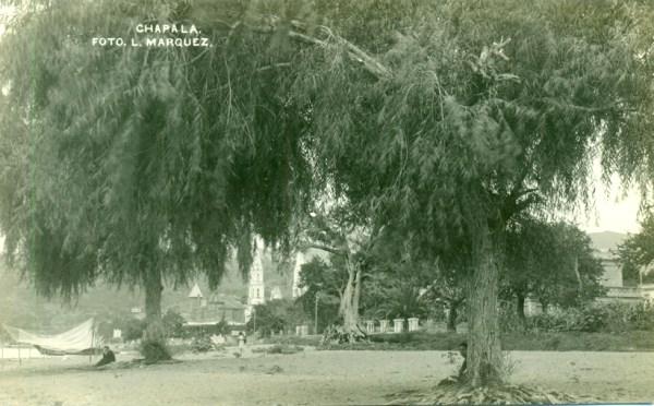 Luis Márquez. Chapala (November 1930).