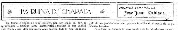 El Mundo Ilustrado, 8 March 1914, page 6