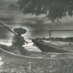 Art Mystery - Who took this evocative 1935 photo of Lake Chapala?