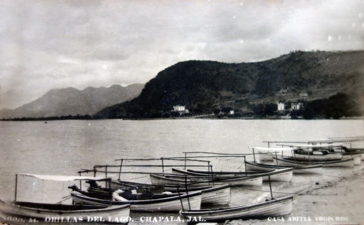 Casa Abitia: Chapala postcard