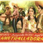 Lake Chapala on the silver screen: El ametralladora (The Machine Gun) , 1943.