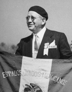 Alfredo B. Cuellar. Credit: Fototeca Nacional.
