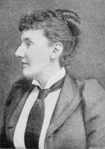 The Hon Maud Pauncefote, ca 1893