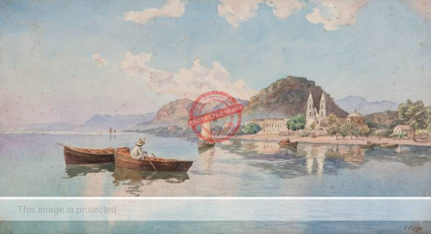Pablo Fischer: Chapala (date unknown)