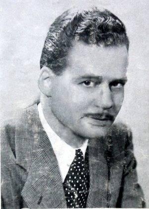 Bart Spicer, ca 1949