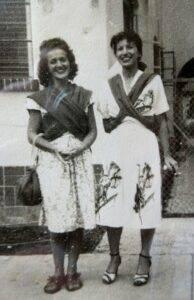 Sylvia Fein and Charmin Schlossman