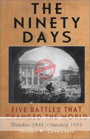 carmichael-tom-ninety-days-book-cover