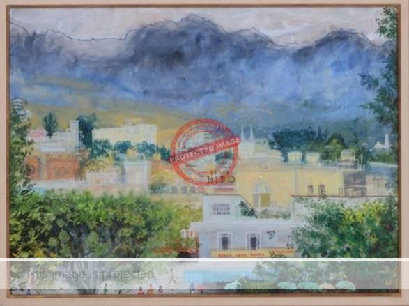 """Lily Cushing. n.d. """"Guadalajara"""" (?)"""