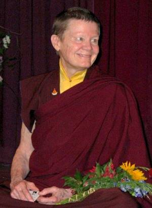 Pema Chödrön, 2007. (Credit: Creative Commons)
