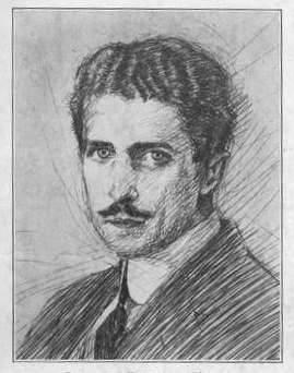 Portrait of Ficke (Iowa Post)