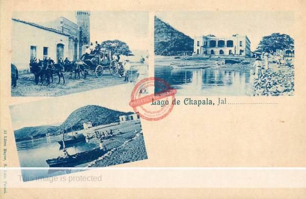 Juan Kaiser postcard