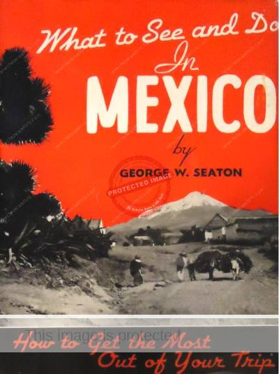 George W Seaton- cover