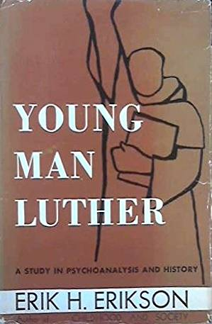 Cover of Young Man Luther