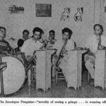 Poet and translator Lysander Kemp played saxophone with the Jocotepec Penguins