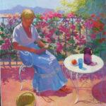 Betty Warren (1920-1993), portraitist