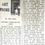 Joe Vines, an elusive artist who lived in Jocotepec
