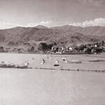 Esther Henderson and Chuck Abbott photographed Lake Chapala in the 1940s