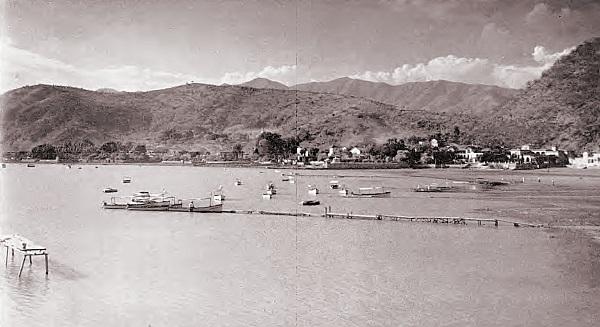 Herb McLaughlin. c. 1950. Chapala.