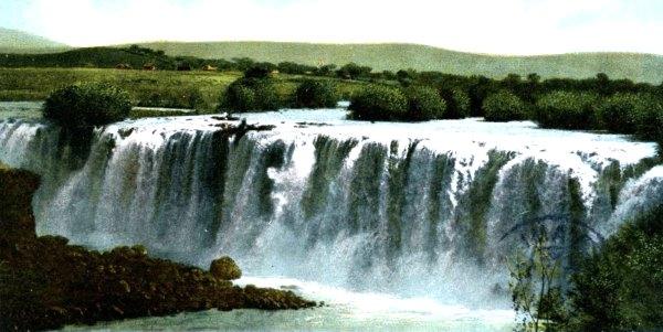 J. G. Hatton. c 1905, Juanacatlán Falls.