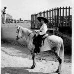 Herbert Johnson's photos: Horsemanship and bullfights (1940s)