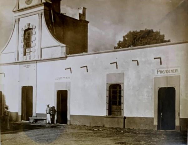 Leo Stanley. 1937. Presidencia, Jocotepec. Reproduced by kind permission of California Historical Society.