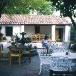 Photo of the interior of La Quinta in January 1983