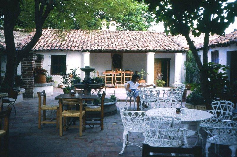 La Quinta, Jocotepec, January 1983. Credit: Gwen Burton; all rights reserved