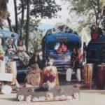 The Illuminated Elephants visited Ajijic in 1982