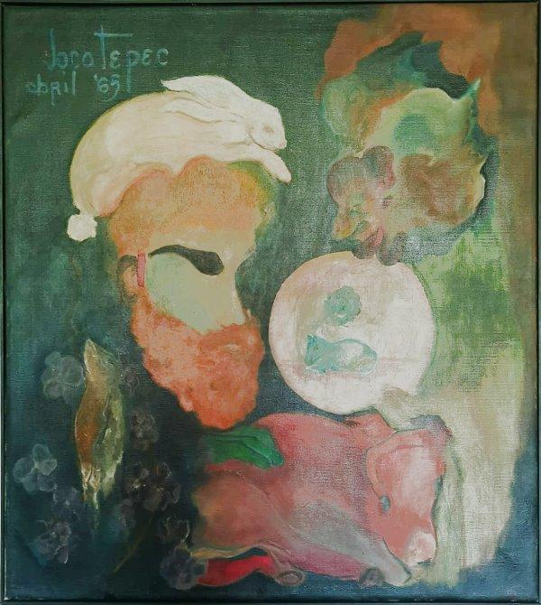John Thompson. Untitled. Jocotepec, 1965.