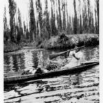 Herbert Johnson's photos: Xochimilco (1940s)