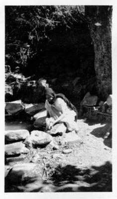 Herbert Johnson. c. 1943. Central Mexico