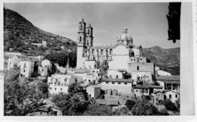 Herbert Herbert Johnson. c. 1943. Taxco.. c. 1943. Central Mexico